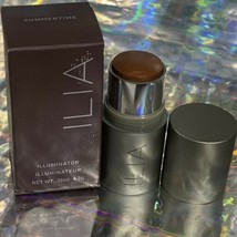 New In Box ILIA Illuminator Full Size SHADE Summertime Clean Vegan Beauty 4.5g