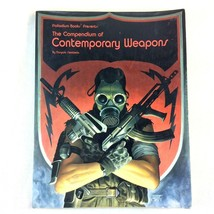 Palladium RPG Compendium Contemporary Weapons RECON Heroes Ninjas Siembi... - $14.84