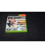 Wakeboarding Unleashed Featuring Shaun Murray (Microsoft Xbox, 2003) - $6.95