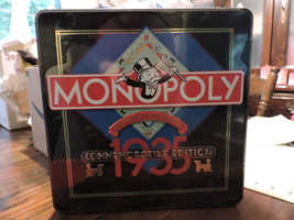 Monopoly 1935 Commemorative Edition - Never opened - $30.00