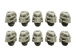 Spellcrow Conversion Bits: Space Knights Helmets