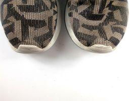 Nike Women's Sneakers 6.5 Roshe Run One Jacquard Beige Desert Camo 705217 200 image 8