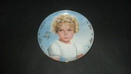 1995 Donald Zolan Shirley Temple Signature Collector Plate Danbury Mint - $4.94