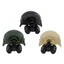 Ries hats compatible for lego brickarms minifigures minifigs night vision seal soldiers thumb200