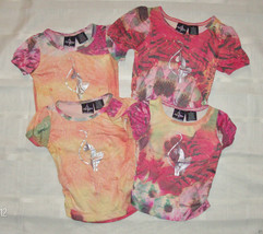 BABY PHAT Toddler Girls sizes 2T, 3T or 4T months Shirt NWT - $11.19