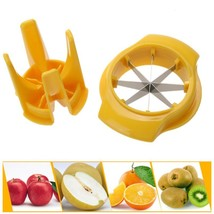VKTECH Fruit Cutter Stainless Steel Slicer Lemon Apple - $15.95
