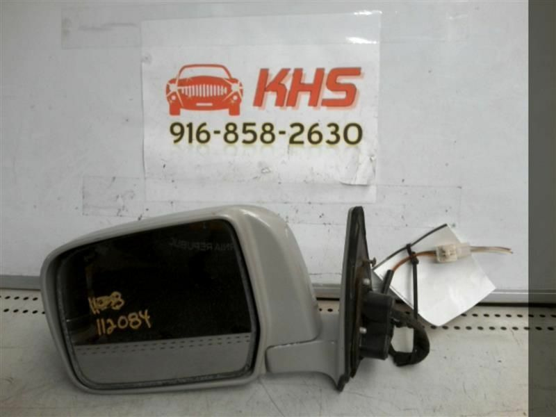 Primary image for Driver Side View Mirror Power Thru 5/99 6 Cylinder Fits 97-99 4 RUNNER 297882