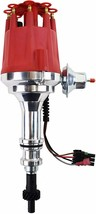 Pro Series R2R Distributor Ford 351W Windsor V8 Red Cap
