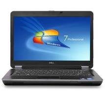 Dell Latitude E6440 Core i7-4600M Dual-Core 2.9GHz 4GB 500GB DVDRW 14 LE... - $688.84