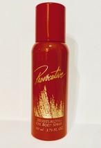Rare Avon Provocative Moisturizing Oil Body Spray 3.75 Fl Oz - $39.59