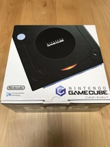 Nintendo Gamecube Console Black Manufacturer end of production New Rare - $299.99
