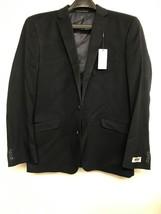 Kenneth Cole Unlisted Men's 2 Button Slim Fit Suit Navy Blue. Size 44 Re... - $51.91