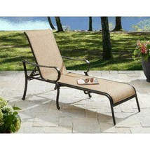Better Homes & Gardens Warrens Outdoor Chaise Lounge - $155.99