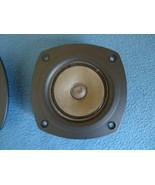 """Kenwood T03-0640-05 3"""" Tweeter From JL-886 Speakers - $14.00"""