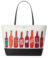 Kate spade wkru5475 Extra Spicy Hot Sauce Remi Tote New with DEFECT - $59.39