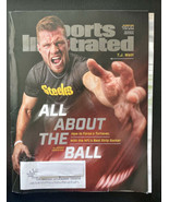 SPORTS ILLUSTRATED MAGAZINE OCTOBER 2020 T.J. WATT ALL ABOUT THE BALL - $5.00