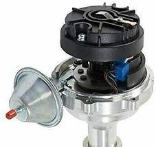 Chevy GMC SBC Pro Series R2R Distributor 262 283 327 350 400 8mm Spark Plug Kit image 4