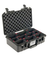 Pelican 1485AirTP Compact Hand-Carry Case With Trekpak Insert Black 0148... - $297.07