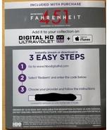 Fahrenheit 451 (2018)  HD Digital Code only NO DISCS Michael B. Jordan - $6.64