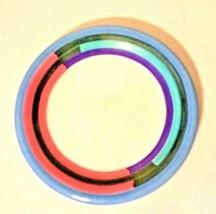 "Vintage Newcor Design Concepts Milano 8"" In Diameter Stoneware Salad Pla... - $15.35"