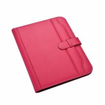 A4 Soft Padded Presentation Conference Portfolio Folder Hot Pink with Ca... - $19.16