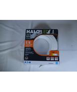 """Halo LED 5""""/6"""" LED Retrofit Baffle Trim - 600 Lumens - 64W - 2700K - White - $9.99"""