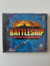New, sealed Battleship (PC, 1997) Windows 95 Complete With Manual - $9.49