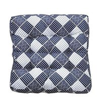Square Soft Floor Cushions Japanese Style Tatami Pillows(21.6 inches,A9) - $35.12