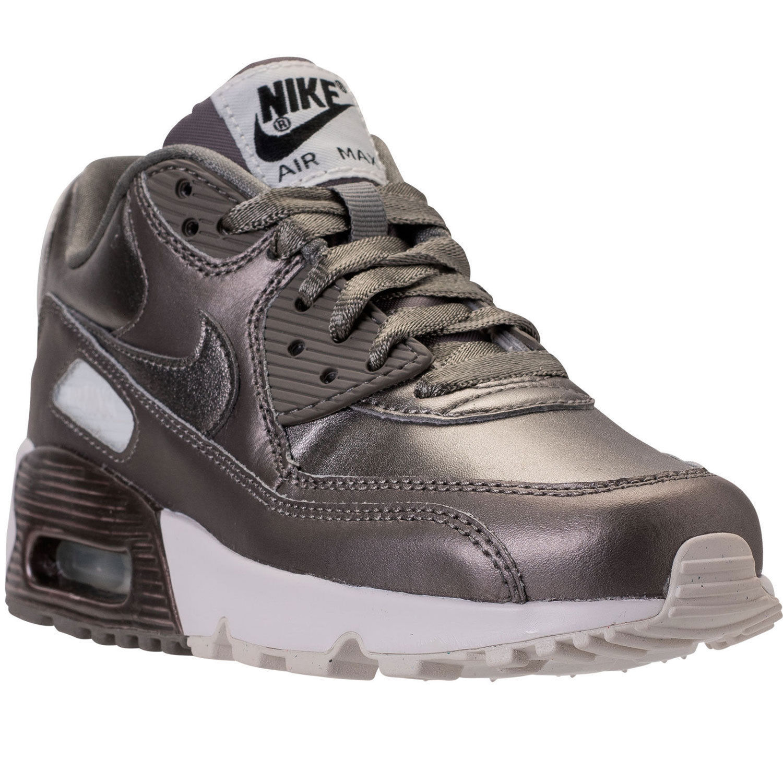 Nike Kids Air Max 90 LTR SE GG Metallic and 19 similar items