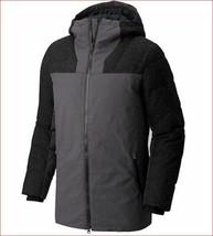 new Sorel men jacket coat parka hooded 1752061089 WM0912-089 grey sz L - $114.75