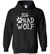 Big Bad Wolf Blend Hoodie - $43.82 CAD+