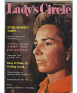 Sept 1969 LADY'S CIRCLE Magazine: .Many topics of interest to women then... - $5.50