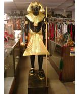 Large Life Size Egyptian Guardian kING TUT Headdress Made in Egypt - $3,999.00