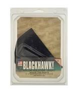 "NIB Blackhawk! Holster Nylon Inside the Pants Right Black 2-3"" Bbl Small... - $23.76"