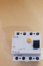 EATON PFIM-100/4/003 Moeller Series Circuit Breaker PFIM1004003 - $195.00