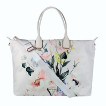 Ted Baker London Large Edelle Elegant Nylon Tote Shopper Bag Nude Pink  - $159.99