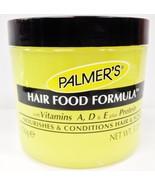 PALMER'S HAIR FOOD FORMULA WITH VITAMINS A, D & E PLUS PROTEIN 5.25oz - $4.94