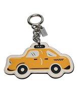 Coach Taxi Key Fob For NYC Limited Edition Purse Bag Charm - $26.68