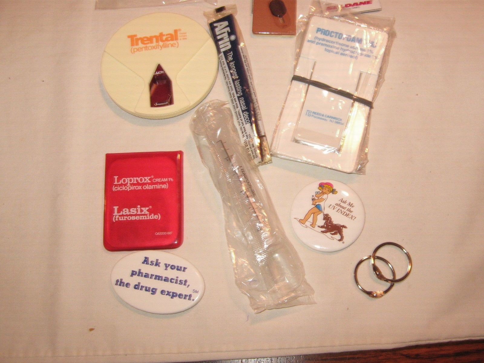 Rx, Pharmacy Promotional Items, Mixed Lot , Advertisment Promos image 5