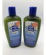 Kiss My Face Big Body Conditioner Lavender Chamomile 11 oz. Lot 2 argan oil - $15.19