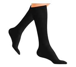 FACTORY DIRECT ! | Knee High Compression Socks - 6 pairs, L/XL - $15.99