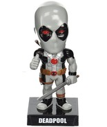Funko Marvel Heroes: X-Force Deadpool Wacky Wobbler Statue - $15.84