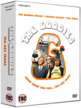The Goodies Complete BBC Series Collection 1970-80 DVD REG 2 PLEASE READ... - $81.95