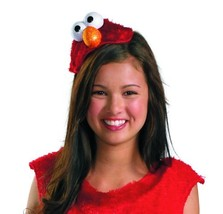 Disguise Women's Sesame Street Elmo Adult Costume Headband, Red, One Size - $15.36