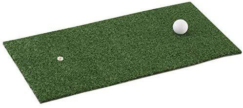 Izzo Golf 1' x 2' Hitting Mat - Portable, Take it Anywhere - $24.99