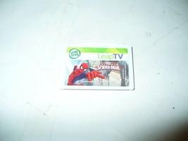 LeapFrog~ LeapTV~ Marvel Spiderman ~Game Cartridge ONLY - $8.42