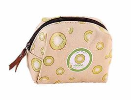 New Style Fruit Design Series Coin Purse/Wallet, Kiwi
