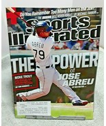 Sports Illustrated May 2014 Jose Abreu Chicago White Sox Mike Trout - $4.99