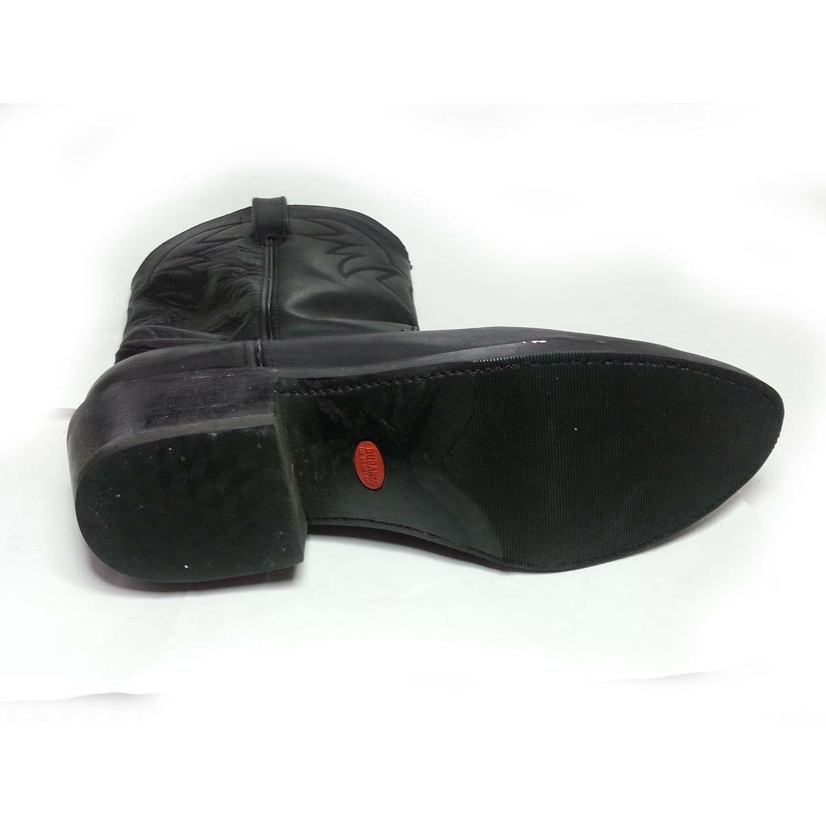 DURANGO Men Cowboy Boots Size 12 EE Black