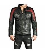 Prototype 2 James Heller Alex Mercer Black Leather Jacket Costume - £49.85 GBP+